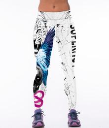 Wholesale Knitted Leggings For Girls - 2016 Sexy Womens Sport Leggings For Running Training Fitness legging high waist Elastic Gym leggins Bodybuilding girls leggings