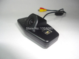 Wholesale Rear View Camera Mirror Image - Car Rear View Backup Parking Mirror Image With Guide Line CCD Chip CAMERA forHonda Accord Pilot Civic Odyssey   Acura TSX