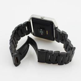Wholesale Premium Watch Bands - Fitbit Blaze Accessory Band Premium stailess steel Bracelet Strap for Fitbit Blaze tracker Smart Fitness Watch