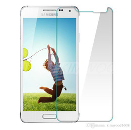 Wholesale Galaxy S2 Screen Protectors - Samsung S3 mini S4 mini S5 mini Alpha S2 Note 2 Professional Tempered Glass Manufacturer Factory Price Screen Protector