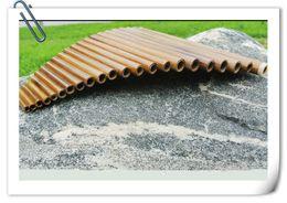 2019 дизи-флейта НОВЫЙ Пан Флейта 16 или 22 Трубы Натуральный Бамбук Духовой Инструмент Panpipe G Key Flauta Xiao Ручная Пан Флейта Flauta Народные Музыкальные Инструменты