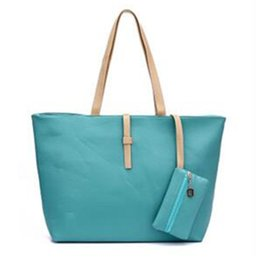 Wholesale Satchel Hobo Bags - 7 Color Women PU Leather Messenger Bag Tote Shoulder Bags Hobo Handbags Satchel With Purse Free Shipping