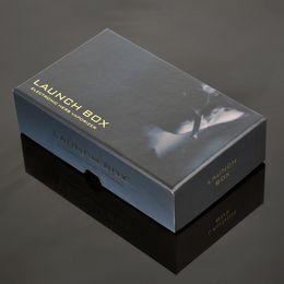 Wholesale Magic Vaporizer - New Magic Flight Launch Box Vaporizer Dry herb Vapor Cigarette Kit renewable Birch Hardwood box mod kit vs snoop dogg wood box mod