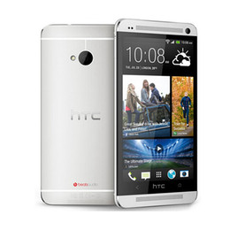 "M8 telefono movil online-Teléfono original HTC One M8 5.0 ""Android 5.0 Quad core 2G / 32G Teléfono móvil GPS WIFI Reacondicionado Desbloqueado"