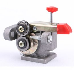 Wholesale reducer motor - The Transmission assembly of 200A spool gun, motor reducer with gear of 200A spool gun