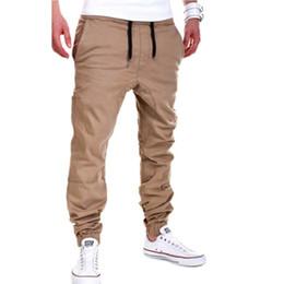 Wholesale Hip Hop Pants Clothes - Wholesale-top fashion 2016 mens pant sport joggers hip hop jogging fitness pantalon homme casual pant trousers sweatpants,gym clothing