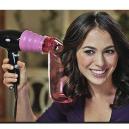 Wholesale Soft Curlers - Air Curler Hair Dryer Attachment Curling Styling Beauty Tool Soft Curl Hair Dryer Wind Spin Hair Dryer Diffuser Hair Roller Accessory Care