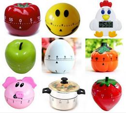 Wholesale Minute Foods - Kitchen Timer 60 Minutes Egg Timer Kitchen Food Baking Cooking Alarm Fruit Timer Cookware Digital Kitchen Timer