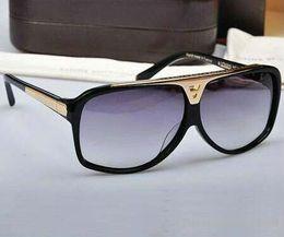 Wholesale Designer Brand Eyewear - High Quality Brand Fashion Evidence Sunglasses Designer Glasses Eyewear For mens Womens Sun glasses come with Original box