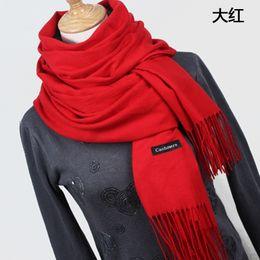 sciarpe di cachemire di colore solido con la signora scialle caldo di alta qualità sciarpa calda di alta qualità vendita calda YR001 dello scialle femminile cheap thick bamboo da bambù di spessore fornitori