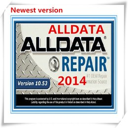 Wholesale Car Remotes For Sale - 2017 all data car repair software alldata 10.53 version in 640gb hdd remote installation hot sales