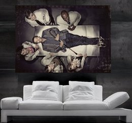 Wholesale Dr House - Dr House Doctor House Poster print wall art picture 8 parts giant huge free shipping NO7-35