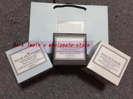 Wholesale Rose Mask - Wholesale, F brand 3designs Mask (sugar face polish   rose face mask   Black tea mask , free shipping