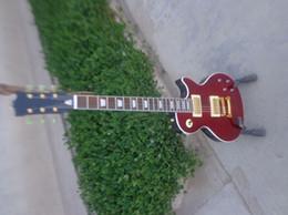 Wholesale Class Guitar - best china guitar CUSTOM SHOP CLASS 5 FLAME TOP ~ BLACK WIDOW BURST!! OEM Musical Instruments