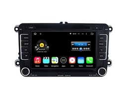 Wholesale Dvd For Passat - 7'' Quad Core Android 5.1.1 Car DVD For VW GOLF(MK6)2009-2011 GOLF(MK5)2003-2009 POLO(MK5)2010-2010 PASSAT(MK7)2010-2011