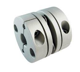 Wholesale Nouveaux raccords flexibles en alliage d aluminium Accouplement à membrane unique pour les couplages de servomoteurs et de moteurs pas à pas D L D1 et D2 de à MM