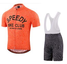 Оранжевые велосипеды онлайн-Speedy bike Club Orange велосипедная майка 2016 Майо ciclismo, одежда для езды на велосипеде, одежда для езды на велосипеде D10