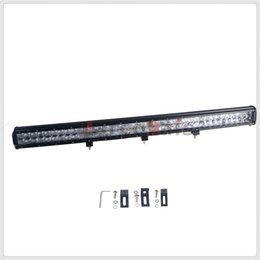 Wholesale 36 Led Offroad Light Bar - 36 inch 390W 4D LED Work Light Bar for Tractor Boat OffRoad 4WD 4x4 Truck SUV ATV Spot Flood Combo Beam 12V 24v