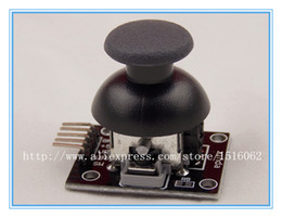 Wholesale Axis Xy - Wholesale-2PCS LOT Dual-axis XY Joystick Module