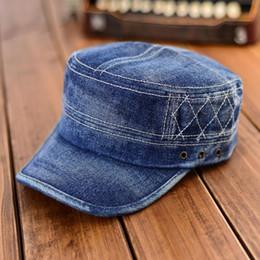 Wholesale Military Hat Male - Men's Women's Hats Military Cap beret male flat caps Z-1548