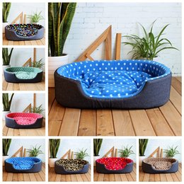 Wholesale Puppy Bedding - New Pet Mat Puppy Dog Mat Dogs Kennels Hot Sales Pet Products House Pet Beds fashion Brand Dog Pad cat House for Animal Care Product