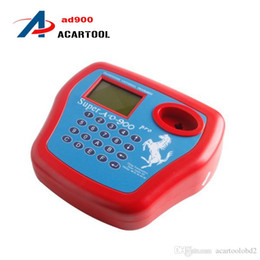 Wholesale Ad Key Programmer - Super AD900 AD900 Key Programmer ad 900 AD900 Car Key Programmer AD900 Transponder Programmer in Good Selling