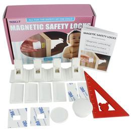 DAXGD Safety Bebek Manyetik Dolap Kilitleri - Alet Yok veya Vida Yok (4 Kilitler + 1 Anahtar) Bebek Yalıtım Dolapları İçin / Uygun Açma / Kapama Anahtarı nereden