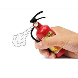 Wholesale Plastic Toy Fire Extinguisher - Details about Boy Girl Plastic Water Gun Sprinkler Fire Extinguisher Style Creative Toy Gift