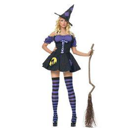 Sexy Costume De Sorcière De Haute Qualité De Luxe Adulte Femmes Magic Moment Costume Adulte Sorcière Halloween De Fantaisie Costumes W295007 ? partir de fabricateur