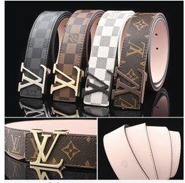 Wholesale Adjustable Belts For Men - New Designer Men Crown Belt Luxury car Automatic fish spear Belts for Jeans Pants Mens Automatic buckle Belts..AAA+++