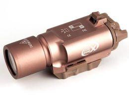 Wholesale Rifle Led Light - Tactical LED Pistol M4 Rifle Flashlight X300 Lanterna Ultra Lights for Hunting Shooting Weaver Picatinny Mount