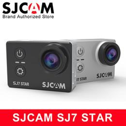"Wholesale Sj Sports - SJCAM SJ7 Star Sports Action Camera 4K DV Ultra HD 2.0"" Touch Screen Waterproof Remote Ambarella A12S75 SJ Cam"