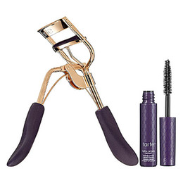 Wholesale The Picture Perfect Tarte Purple Gold Eyelash Curler Easy Painless Eyelash Curl