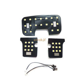 Wholesale Reading Set - LED car interior reading lights, 5050 SMD LED car decorative lights for Hyundai IX35 2010~ON, 3 pcs set, free shipping