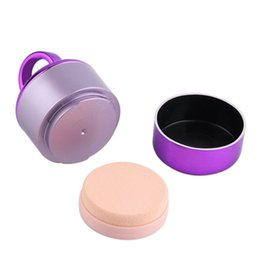 Wholesale Triangle Makeup Sponges - Makeup Cosmetic Triangle Foundation Latex Sponge Powder BB cream Face Puff Wedge