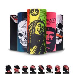 Wholesale Neck Warmer Ski Mask - Various Colors Bike Motorcycle Protective Gear Helmet Face Mask Half Face mask CS Ski Headwear Neck Warm Cycling Headband Hats Caps Kerchief