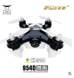 Wholesale Helicopters Images - FPV real-time image transmission Mini four axis aircraft Stand-alone version mobile WIFI to controlling the camera image