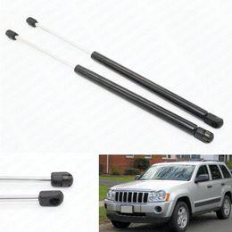 Wholesale Hood Struts - 2pcs Car Bonnet Hood Front Lift Supports Gas Struts Shock for Jeep Grand Cherokee WH WK 2005-2010