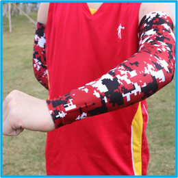 Wholesale China Wholesale Arms - Elastic Strap for sports Best Quality China Made Custom digital camo Compression arm Sleeve