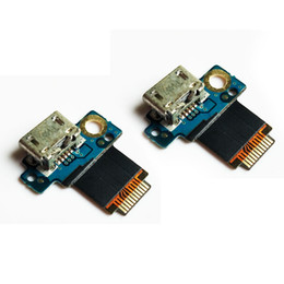 Wholesale Incredible S G11 - Micro Dock Connector Board USB Charging Port Flex Cable Replacement Parts For HTC Incredible S S710e G11