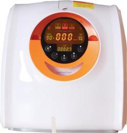 Wholesale Oxygen Generators For Home - Advanced PSA technology portable oxygen generator EW-50A General Function (Standard configuration) for Beauty, office,salon ,home -Orange
