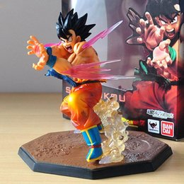 Wholesale Action Figure Dragon Ball Z - Figuarts ZERO Dragon Ball Z Son Gokou NO.20 PVC Action Figure Collectible Model Toy Doll 13cm Great Gift