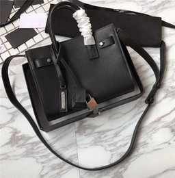 Wholesale Most Popular Ladies Bags - The most popular handbag of the latest 2018 ladies handbag is the high quality real leather shopping bag handbag 00011