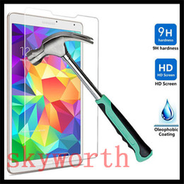 Wholesale Glass Screen For Galaxy S3 - 9H Tempered Glass Screen Protector Guard for Samsung Galaxy Tab S3 9.7 T820 3 4 P5200 P3200 T230 T530 Lite T110