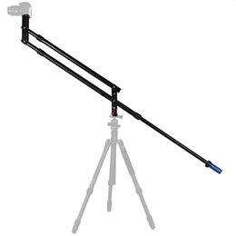 Wholesale Factory Outlet China - Aluminum Alloy Portable camera jib crane DSLR Mini Jib Video Camera DV Crane Jibs Rocker Arm Extention Up to 6kg with Bag, factory outlet