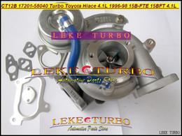 Toyota ct12b online-CT12B 17201-58040 17201 58040 1720158040 Turbo Turbocompresor para TOYOTA HIACE Mega Cruiser 1996- 15B-FTE 15BFTE 15B 15BFT 4.1L