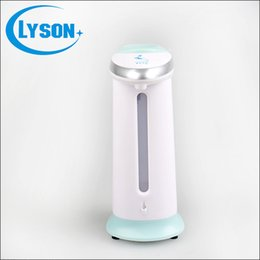 Wholesale Wholesale Shampoo Dispenser - Factory Direct HOT Volume Visable Automatic Hand free Liquid Soap Shower Gel Soap shampoo Dispenser 30pcs lot
