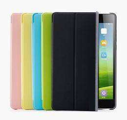 Funda de cuero al por mayor-ultra-delgada (PU) para Xiaomi MiPad 1 / MiPad 2 Mi Pad 1 2 7.9