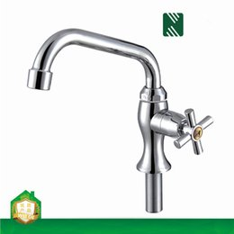 Wholesale Grifo Faucets - New Pattern Stainless Steel ABS Plastic Kitchen Basin Sink Faucet Tap Grifo Lavabo Random Delivery Styles
