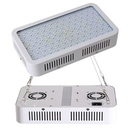 Wholesale Led Grow Lights Epistar - Full Spectrum 400W LED Grow lights IR UV lamp plant lights Epistar smd5730 chip 400Leds high brightness grow light AC85-265V greenhouse lamp